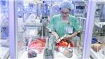 Mổ thành công cho bé sinh non nặng 900g bị tim bẩm sinh
