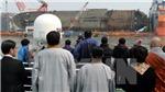 Tìm thấy di hài nạn nhân sau 3 năm chìm phà Sewol