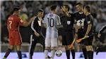 Tại sao Messi bị FIFA trảm không thương tiếc?
