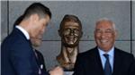 Bức tượng Ronaldo xấu kinh khủng khiến cộng đồng mạng cười nghiêng ngả