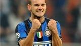 """M.U vẫn """"săn"""" Sneijder, Stekelenburg thờ ơ với """"Quỷ đỏ"""""""
