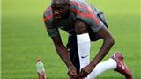 "Marseille muốn có Alou Diarra: Ai cũng cần một chiếc ""Mỏ neo"""