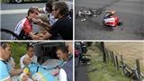Sự cố tai nạn ở Tour de France 2011: Khi nhà đài là thủ phạm