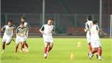U23 VN tập nhẹ trước trận mở màn gặp U23 Philippines