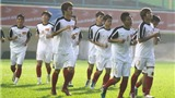U23 VN: Tính đường binh hạ tiếp U23 Myanmar