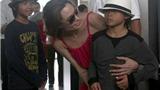 Hình ảnh ngọt ngào của Jolie và Pax Thiên
