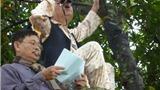 Tặng đĩa hài làng nói phét của nghệ sĩ Văn Hiệp