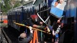 Hình ảnh tai nạn tàu hỏa thảm khốc ở Argentina