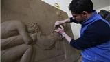 Khổ như làm nghệ thuật ở Iraq
