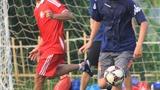 Giao hữu bóng đá Cựu cầu thủ Thể Công và Báo Thể thao văn hóa