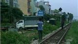 Ô tô vượt đường sắt, 3 người trong tình trạng nguy kịch