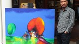 Họa sĩ Đào Hải Phong: Lần đầu đến Ấn Độ, vẽ đàn bà