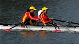 Rowing Việt Nam thi tại hồ nhân tạo