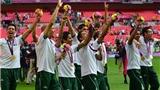 """Mexico giành HCV Olympic: Lần đầu ngọt ngào của """"El Tri"""""""
