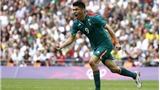 Người hùng của Olympic Mexico muốn đầu quân cho M.U
