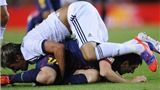 VIDEO: Coentrao tung chiêu độc vô hiệu hóa Messi