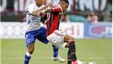 Milan 0-1 Sampdoria: Rossoneri thua bẽ mặt