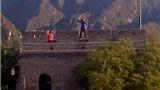 VIDEO: Sharapova, Tsonga, Verdasco rủ nhau quay clip Gangnam Style