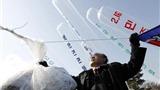 Căng thẳng bùng phát trở lại giữa Triều Tiên và Hàn Quốc