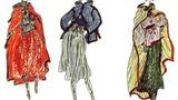 300 phác thảo của Yves Saint Laurent bị đánh cắp?