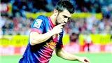 """Villa """"làm thơ"""" tặng quà cho Tito và Messi"""