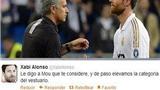 Xabi Alonso đăng tin ngớ ngẩn, gây xôn xao trên Twitter