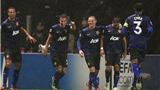 VIDEO: Hàng công tỏa sáng, M.U giành vé sớm 2 vòng đấu
