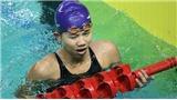 Ánh Viên lại lập kỳ tích tại giải bơi vô địch châu Á
