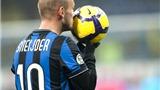 "Inter hắt hủi Sneijder: Cắt hết ""chân rết"" của Mourinho!"