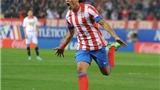 """Derby Madrid: Falcao sẵn sàng đánh sập """"pháo đài"""" Bernabeu"""