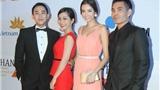 Dàn diễn viên Việt Nam rạng rỡ trên thảm đỏ bế mạc LHP Quốc tế Hà Nội