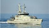 Cướp chiếm vũ khí từ tàu chiến Australia