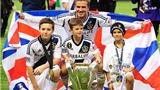 """Beckham chia tay Los Angeles Galaxy:  Ngày khép lại một """"siêu phẩm"""" Hollywood"""