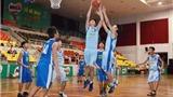 Bế mạc giải bóng rổ vô địch học sinh TP. HCM - Cúp Milo 2012