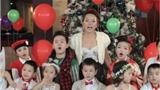 Thái Thùy Linh cùng các bé Đồ Rê Mí, Got Talent hát mừng Giáng sinh