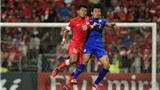 Ghi 1 bàn trên sân khách, Thái Lan vẫn nuôi hy vọng vô địch
