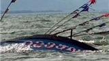 Tàu Hong Kong đâm chìm tàu Việt Nam rồi bỏ chạy, một người mất tích
