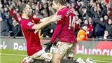 M.U bỏ cách Man City 7 điểm: Tinh thần nhà vô địch