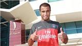 Tân binh của PSG muốn trở thành cầu thủ hay nhất thế giới