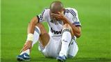 """Pepe nghỉ một tháng: Xin lỗi, Mourinho quá """"đen""""!"""