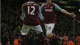 "West Ham 2-2 M.U: Van Persie tỏa sáng, ""Quỷ Đỏ"" hút chết ở Upton Park"