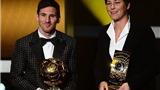 VIDEO: Toàn cảnh Messi lần thứ 4 liên tiếp đoạt Quả bóng Vàng