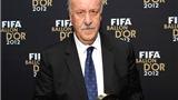 """HLV bóng đá nam xuất sắc nhất: Del Bosque mới là """"Người đặc biệt"""""""