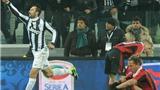 Coppa Italia: Vượt qua Milan, Juventus đụng Lazio ở bán kết