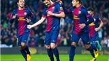 """Barca trình diễn """"Manita"""": Không chỉ là chiến thắng"""