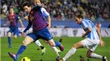 Hàng công Barca: Chờ Messi đại phá thành lũy Malaga