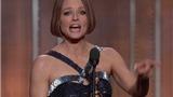 Jodie Foster công khai giới tính thật, lấy nước mắt khán giả tại Quả cầu vàng