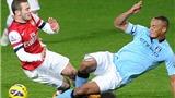 Kompany nguy cơ bị treo giò 3 trận dù Man City có kháng án