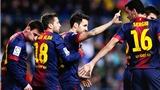 """Barca: Đơn giản là """"vô đối"""""""