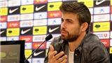 Pique: Không bao giờ được phép nghĩ Barca là bất khả chiến bại